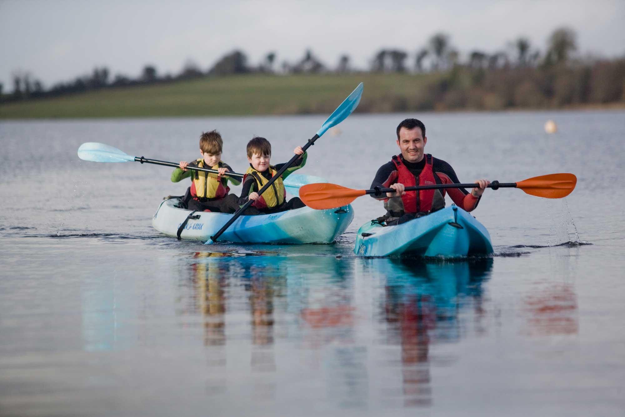 Watersports Upper Lough Erne