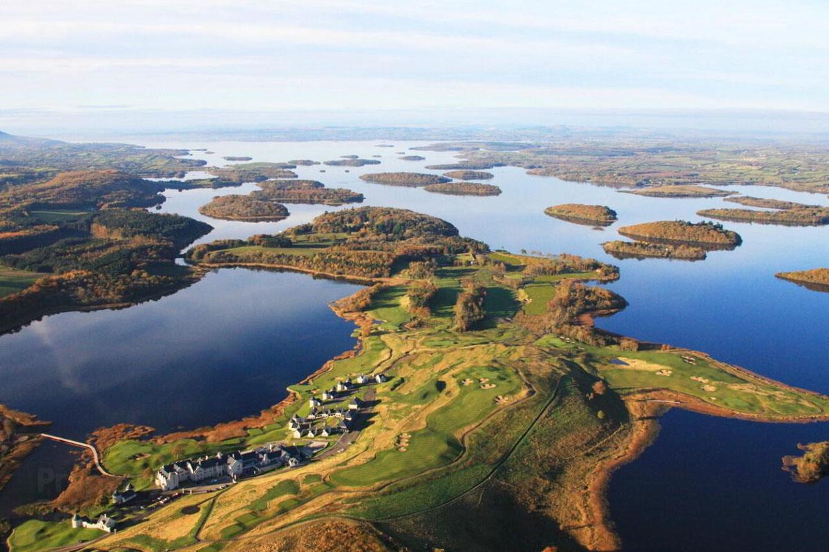 Faldo Course Lough Erne Golf